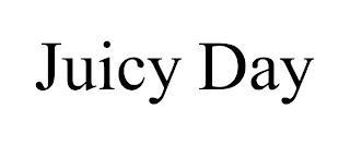 JUICY DAY trademark