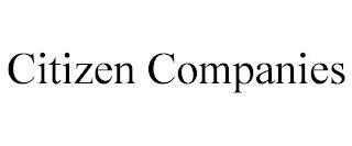 CITIZEN COMPANIES trademark