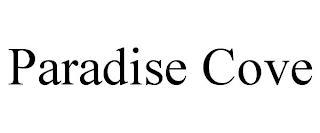 PARADISE COVE trademark