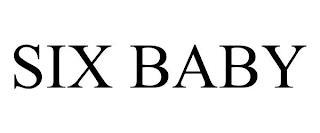 SIX BABY trademark