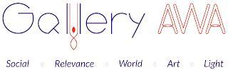 GALLERY AWA SOCIAL RELEVANCE WORLD ART LIGHT trademark