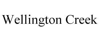 WELLINGTON CREEK trademark