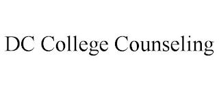 DC COLLEGE COUNSELING trademark