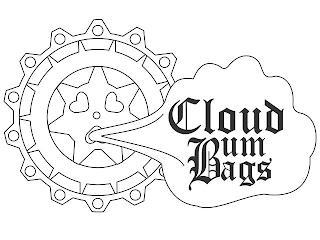 CLOUD BUM BAGS trademark