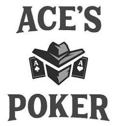 ACE'S POKER trademark