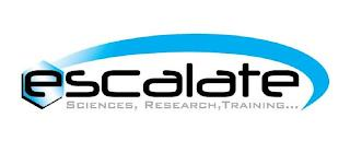 ESCALATE SCIENCES, RESEARCH, TRAINING... trademark