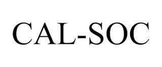 CAL-SOC trademark