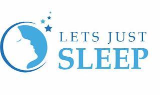 LETS JUST SLEEP trademark
