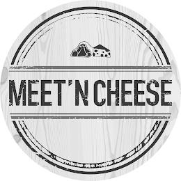 MEET'N CHEESE trademark