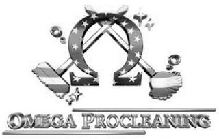 OMEGA PROCLEANING trademark