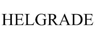 HELGRADE trademark