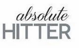ABSOLUTE HITTER trademark