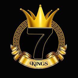 7 KINGS trademark