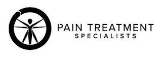 PAIN TREATMENT SPECIALISTS trademark