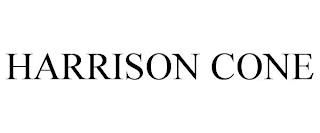 HARRISON CONE trademark