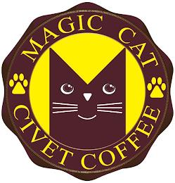 MAGIC CAT CIVET COFFEE trademark