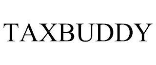 TAX BUDDY trademark