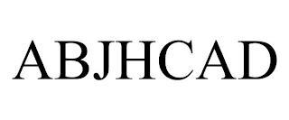 ABJHCAD trademark