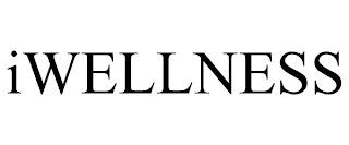 IWELLNESS trademark