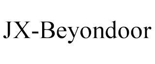 JX-BEYONDOOR trademark