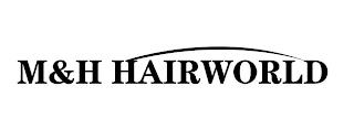 M&H HAIRWORLD trademark