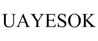 UAYESOK trademark