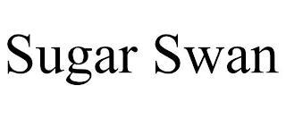 SUGAR SWAN trademark