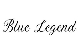 BLUE LEGEND trademark