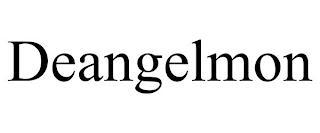 DEANGELMON trademark