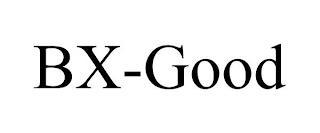 BX-GOOD trademark