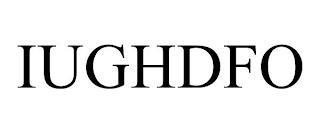 IUGHDFO trademark