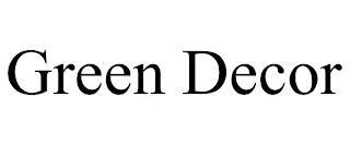 GREEN DECOR trademark