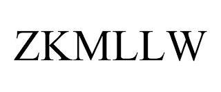 ZKMLLW trademark