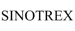 SINOTREX trademark