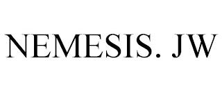 NEMESIS. JW trademark