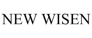 NEW WISEN trademark