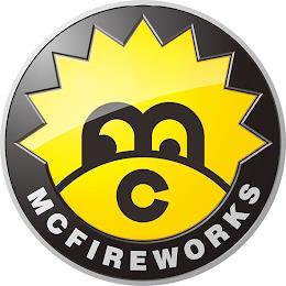 MCFIREWORKS MC trademark