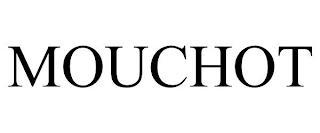 MOUCHOT trademark