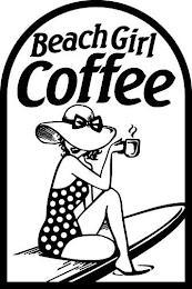 BEACH GIRL COFFEE trademark