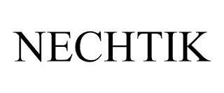 NECHTIK trademark