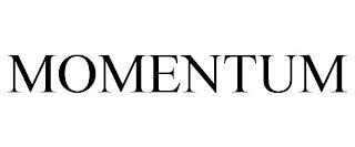 MOMENTUM trademark