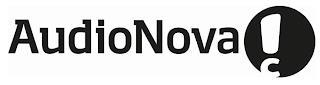 AUDIONOVA trademark