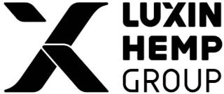 X LUXIN HEMP GROUP trademark
