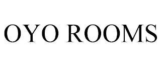 OYO ROOMS trademark
