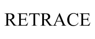 RETRACE trademark