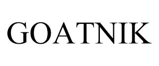 GOATNIK trademark