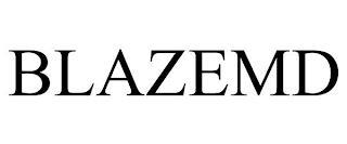 BLAZEMD trademark