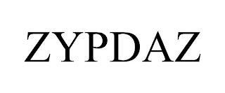 ZYPDAZ trademark