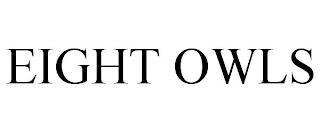 EIGHT OWLS trademark