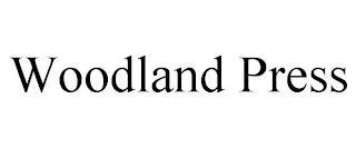 WOODLAND PRESS trademark